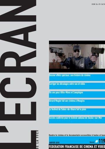 L'Ecran de la FFCV n°119