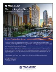 The Los Angeles Data Center