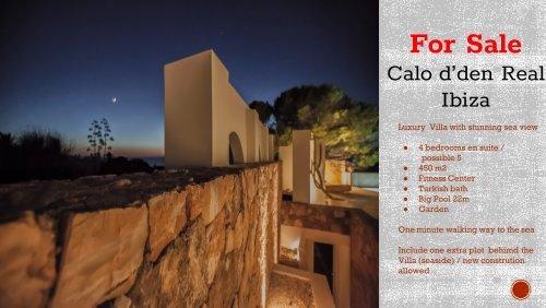 Luxury stunning view Villa for SALE