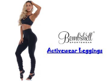 Activewear Leggings : Activewear : Bombshell Sportswear