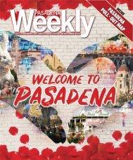 Welcome To Pasadena 2017