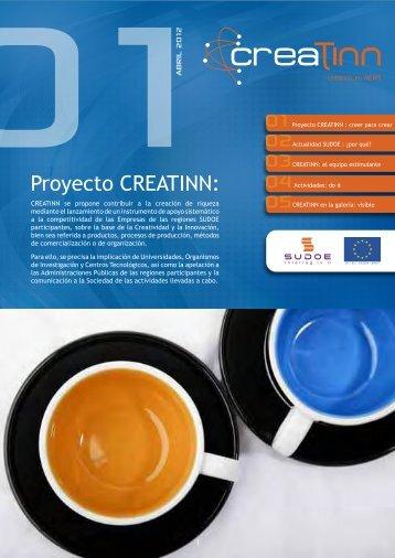 Proyecto CREATINN: - Fundación General de la Universidad de ...