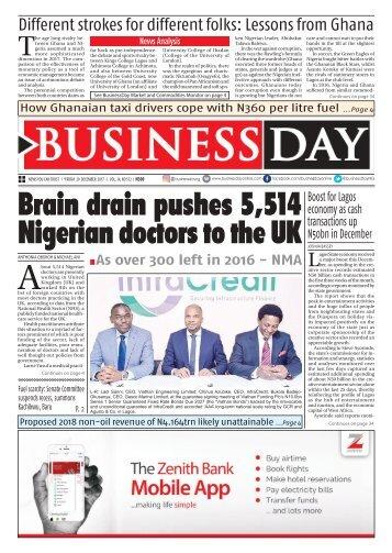 BusinessDay 29 Dec 2017