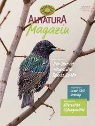 Alnatura Magazin Januar 2018