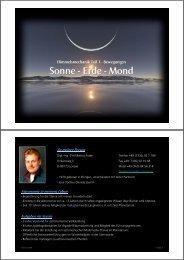 Sonne - Erde - Mond - www-kleinmaeusiges.de