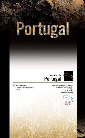 Portugal - caminos de arte rupestre prehistórico
