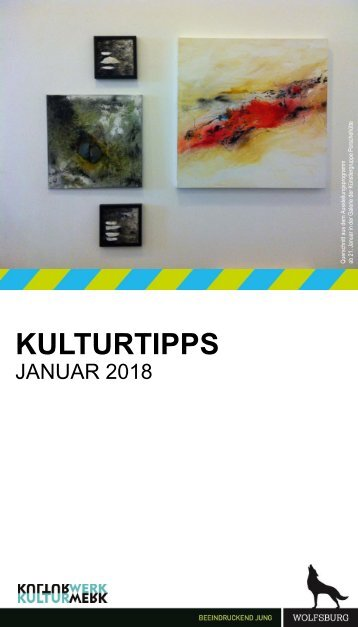 KulturTipps Januar 2018