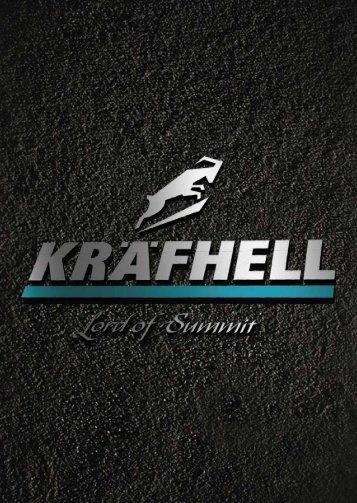 KRAFHELL KATALOG - 2017