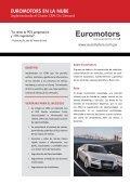Euromotors en la Nube - Novasys del Perú - Page 2
