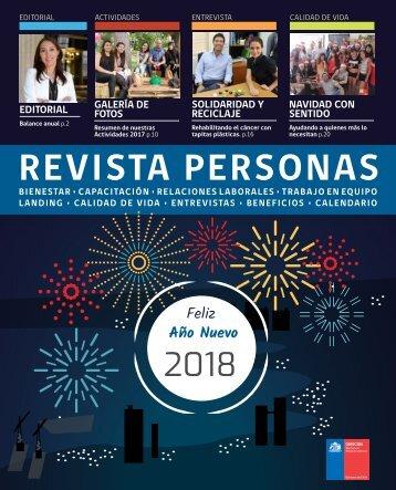 Revista Personas Diciembre 2017