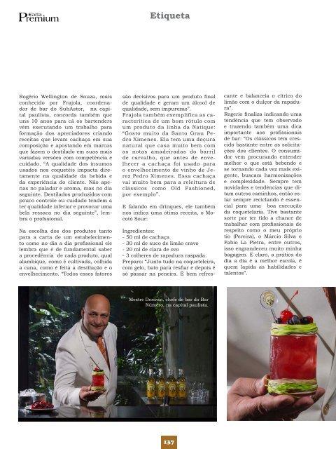 Revista Carta Premium - 5a Edicao