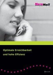 Optimale Erreichbarkeit und hohe Effizienz - AVAD GmbH