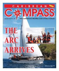 Caribbean Compass Yachting Magazine - January 2018
