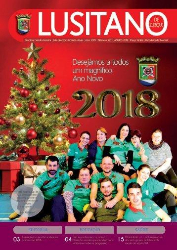 Edição Nº 237 - Janeiro 2018