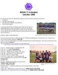 NOVA 7's Schedule Summer 2008 - Northern Virginia Women's ... - Page 2