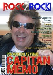 Rock To Rock Magazine N°9
