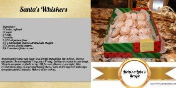 Melvina Lube cookies 1