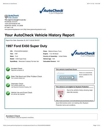 TransLink/BowenIsland C588 Vehicle History Report