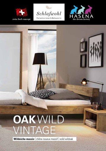 Hasena Oak-Wild Vintage