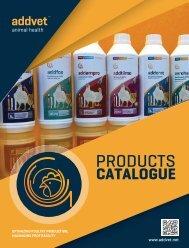 ADDVET catalogue Arabic