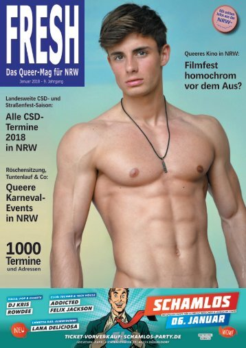 FRESH-Magazin Januar 2018