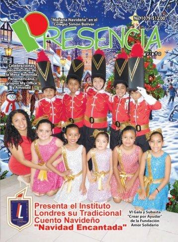 Revista Presencia 1079
