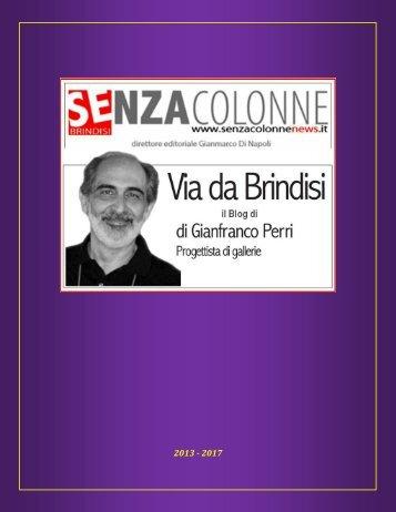 Via da Brindisi il Blog di Gianfranco Perri