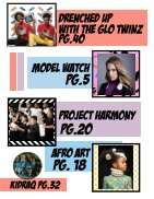 kids issue 2018 Double Cover Glo Twinz - Page 3
