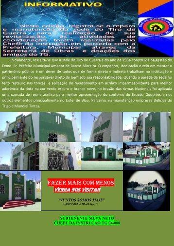Informativo - I SEDE