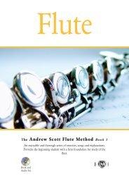 The Andrew Scott Flute Method Book 1 - Andrewscottmusic.com