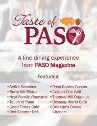 2018 Taste of PASO