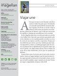 Revista de viajes Magellan - Diciembre 2017 - Page 2