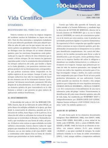 100cias@uned - e-Spacio - UNED