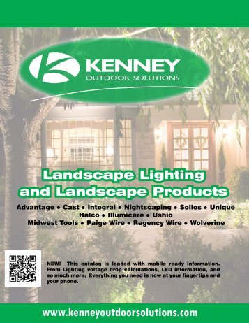 Landscape Lighting - Kenney Outdoor Solutions