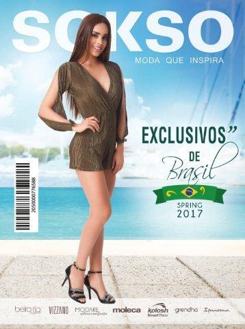 Sokso Perú - Especial Moda Brasil 17