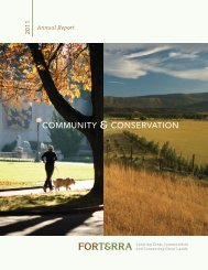 our communities - Cascade Land Conservancy