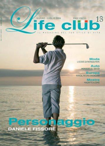 Personaggio - Life club