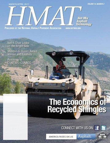 The Economics of Recycled Shingles - Kayti Taylor