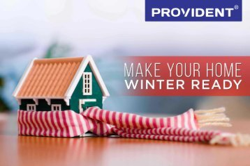 Make your Home Winter Ready?
