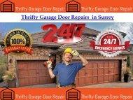 Thrifty Garage Door Repairs  in Surrey