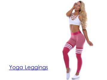 Buy Yoga Leggings Online