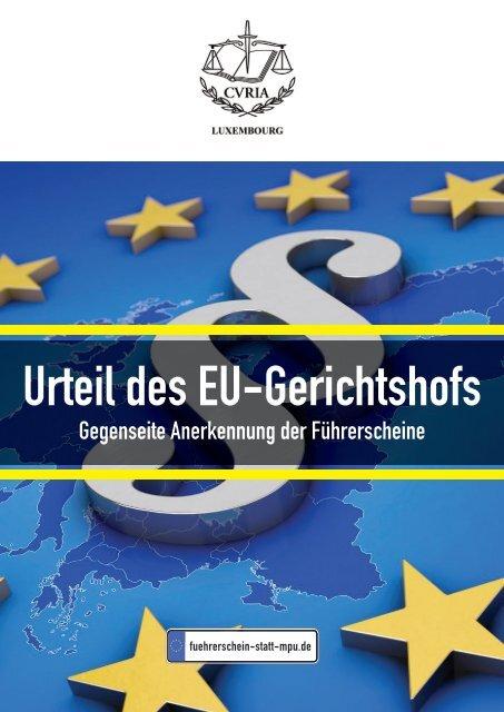 fsm32 EU-Recht Bestätigung