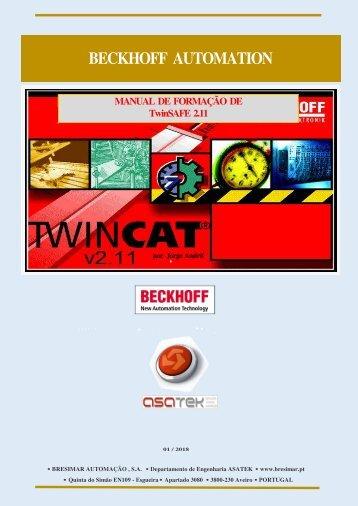 Livro de Formação Técnica TwinSAFE 2.11 (01_2018)