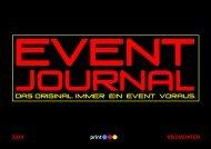 EVENT JOURNAL MEDIADATEN 2019