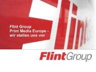 Print Media - Flint Group