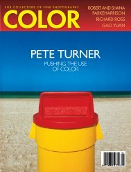 color - Pete Turner Photography