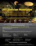 LED Innovations ARCHITECTURAL LED LIGHTING LED ... - Lightcraft - Page 2