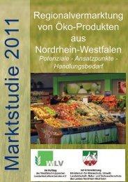 Regionalvermarktung von Öko-Produkten aus Nordrhein-Westfalen