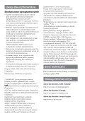Sony NW-E103 - NW-E103 Mode d'emploi Polonais - Page 5