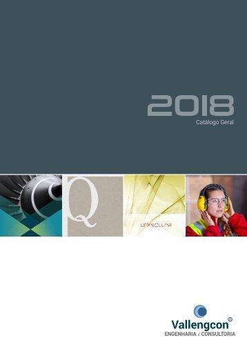 Catálogo Geral Vallengcon 2018